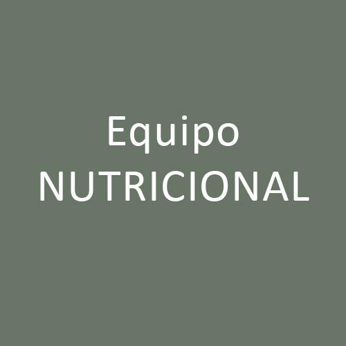 Equipo Nutricional